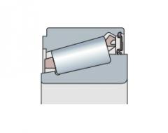 Подшипник конический однорядный с интегрированным уплотнением