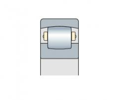 Подшипник сферический роликовый радиальный однорядный