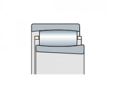 Подшипник торроидальный роликовый однорядный CARB с коническим отверстием