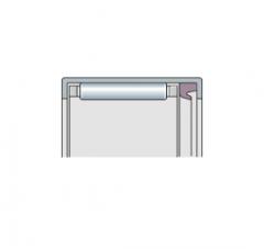 Подшипник игольчатый радиальный со штампованн
