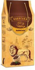 Кофе Кавуська  Львовская  молотый  250г