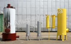 Equipment for processing of autotires.