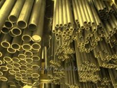 Pipes brass DKRNP of 16x1x4100-9000 mm of L63,