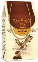 Кофе Кавуська Венская  молотый  75г