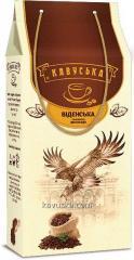 Кофе Кавуська Венская молотый 250г
