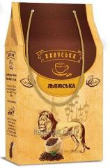 Coffee Kavuska Lvovskaya of ground 75 g