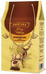 Coffee Kavuska Irlandskaya of ground 75 g