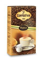 CoffeeFan Mokka coffee ground 250gr