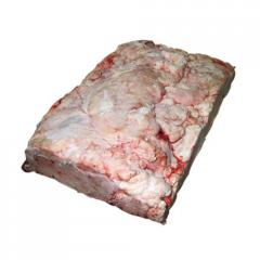 Fat raw beef