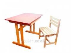 Деревянный столик Кроха с ящиком Артикул: 74818