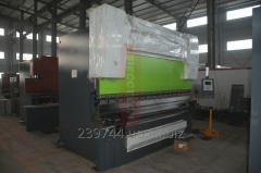 WC67Y-40/2500 Hydraulic listogibochny press.