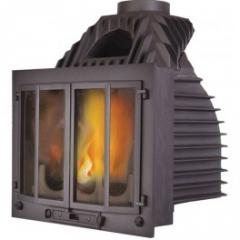Chimney fire chamber of Tarnava Professional