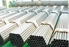 Pipes seamless for mechanical engineering and