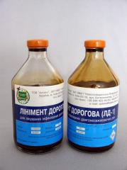 Dorogov's Liniment for treatment of the