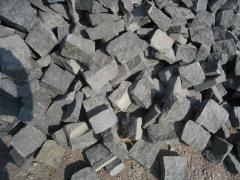 Бруківка гранітна