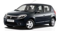 """Renault Sandero – автомобиль """"В"""" класса с кузовом"""