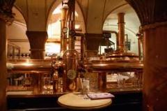 Minibreweries. The equipment for production of