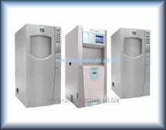 Sterilizer plasma low-temperature ASP STERRAD