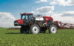 The filter for self-propelled sprayers of Case Ih