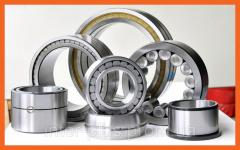 Rolling bearings 201, 202, 203 204 of the European quality
