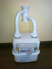 The adapter for counters of gas of Samgaz Kiev,