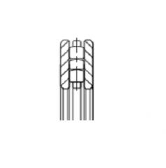 Подшипники роликовые упорные однорядные с раздельными короткими цилиндрическими роликами, дюймовые