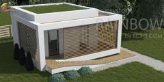 Энергоэффективный дом Ренцо, 25м²