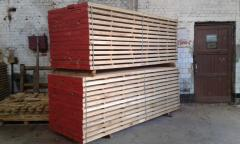 Furniture preform European oak, ash, red oak