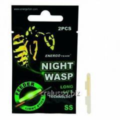 Glowworm of ET with fastening on Feeder Night Wasp