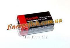 Battery of Kodak krone 9.0V