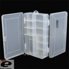 Коробка ЕТ 1500 (21х12,5х5,5см) двухсторонняя