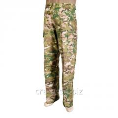 Regular trousers (S, Multicam)