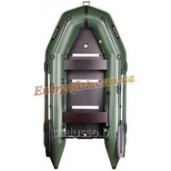 The boat Bark BT-290S is 2-seater motor, kilevy, a
