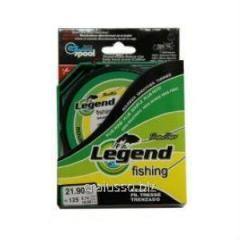 Cord of Power Pro 0,12mm 125 of m 9,40kg Green