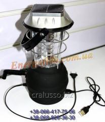 Lamp Super 36Led CAMPING charging 12v+220v solar