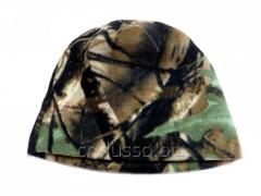 Cap fleece double oakle