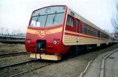 Электропоезд  ЭПЛ2Т