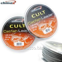Cord of Ockert Climax Cult Catfish Leader 20 of m,