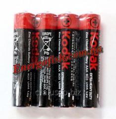 Батарейка Kodak ААA 1.5V
