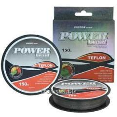 Шнур ET Power Braid Teflon 0, 15мм 150m 10,...