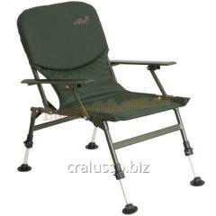 Carp Expert chair with an armres