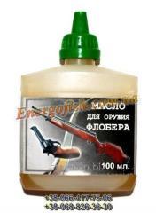 Масло для оружия Флобера 100мл (патент №051261)