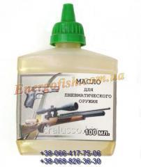 Масло для пневматического оружия 100мл