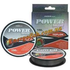 Cord of ET Power Braid Teflon 0,20mm 150m 16,10kg