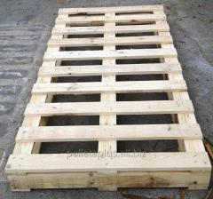 Піддони спеціальні нестандартні дерев'яні