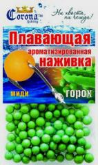 Bait the floating flavored Corona (midi) Peas