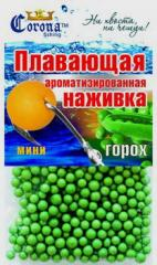 Bait the floating flavored Corona (Pass) Peas
