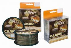 Scaffold of Carp Expert Camou 0,40mm 600 of m
