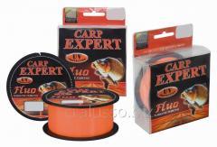 Scaffold of Carp Expert UV Fluo Orang 0,20mm 300