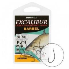 Крючок Excalibur Barbel Feeder NS 1